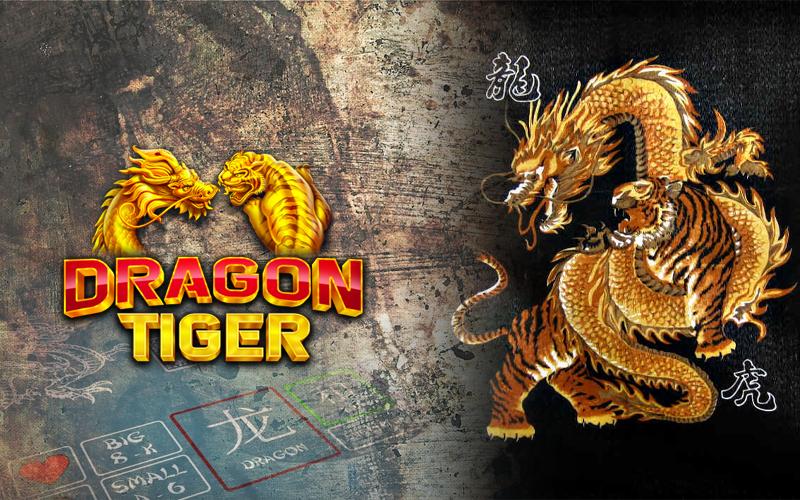 Permainan Dragon Tiger, Games Sederhana Dengan Hadiah Uang Asli